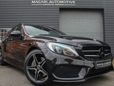 Mercedes Benz C Class Estate