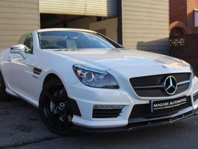 Mercedes Benz Slk55 Amg