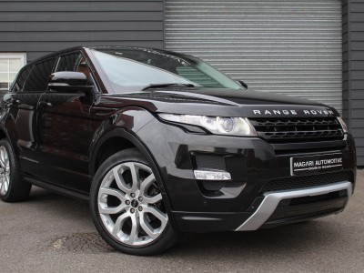 Land Rover Range Rover Evoque 5 Door