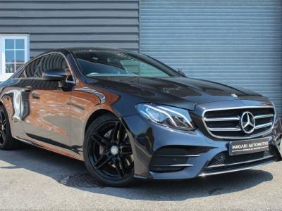 Mercedes Benz E Class Coupe