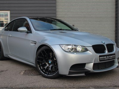 Bmw M3 Frozen Grey
