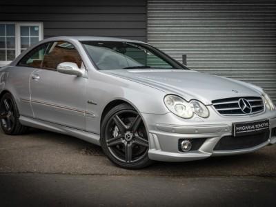 Mercedes Benz Clk 63 Amg